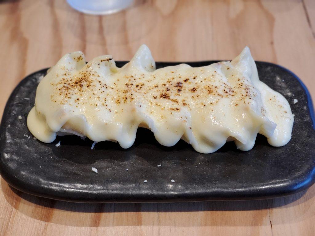 海鮮海老チーズ餃子